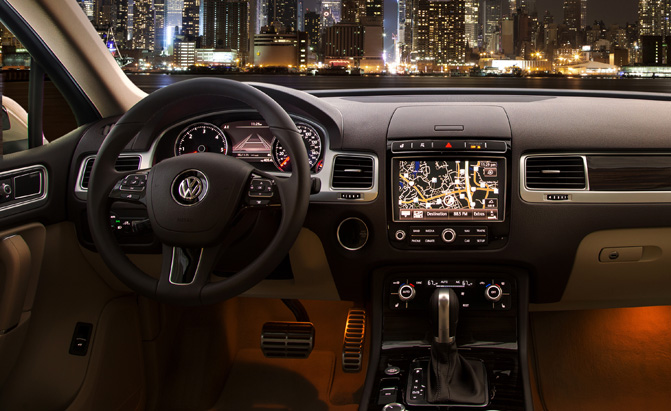 QNX To Power New VW Infotainment Systems » AutoGuide com News