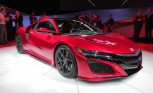 Acura Limits Annual NSX Production