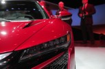 Acura Plans for More Powerful NSX Variants