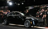 First 2016 Cadillac CTS-V Fetches $170K at Auction