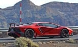 Lamborghini Aventador SV Revealed in Spy Photos