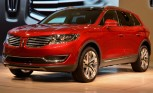 2016 Lincoln MKX Enters Second Generation