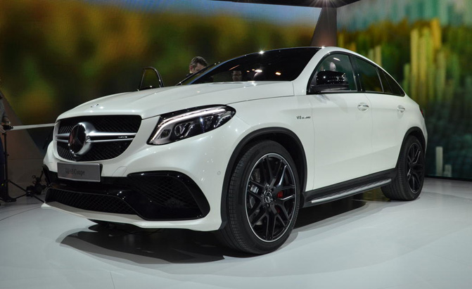 2016 Mercedes-AMG GLE 63 S Coupe Video, First Look » AutoGuide.com News