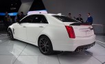 2016 Cadillac CTS-V Video, First Look