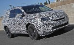 2016 Honda Pilot Spied with Curvaceous Style