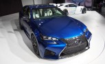 2016 Lexus GS F Video, First Look