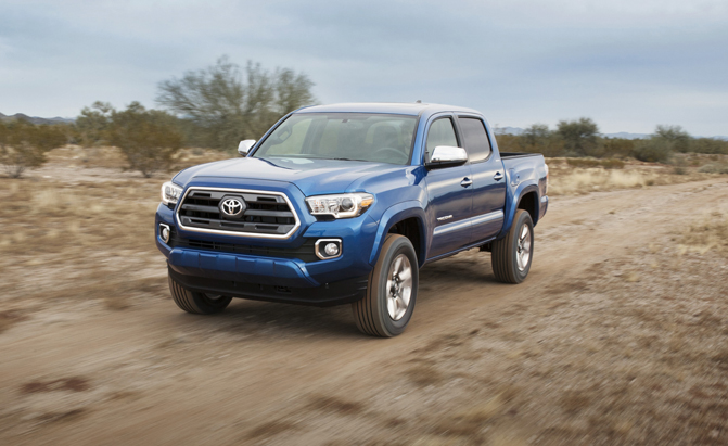 Watch The 2016 Toyota Tacoma World Premiere Live Streaming