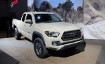 2016 Toyota Tacoma Video, First Look