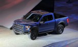 2017 Ford Raptor Has 450 HP: Exec