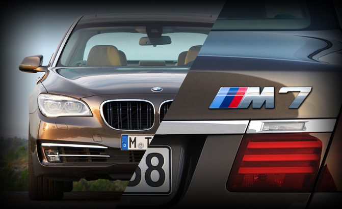 Demand Is There For A BMW M7 Says Exec