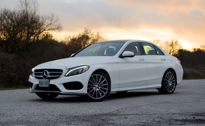 Five-Point Inspection: 2015 Mercedes-Benz C400 4Matic ...