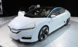 Honda FCV Concept Video, First Look
