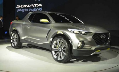 Why Hyundai Will Build the Santa Cruz Pickup