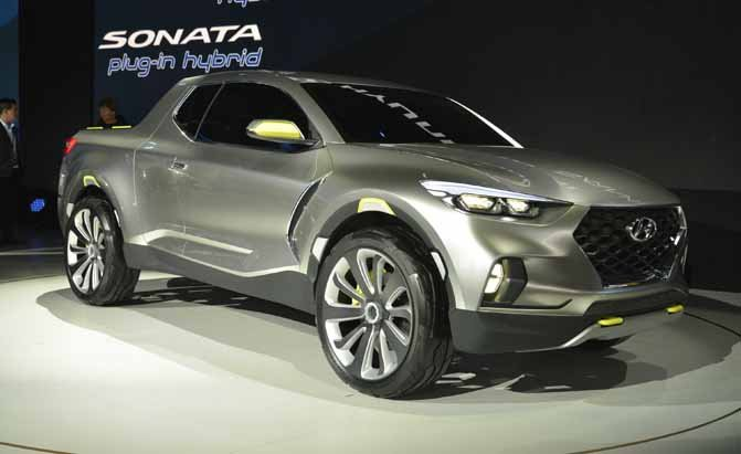 Subaru Santa Cruz >> Why Hyundai Will Build the Santa Cruz Pickup » AutoGuide.com News