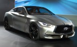 Infiniti Q60 Concept Revealed With V6 Turbo