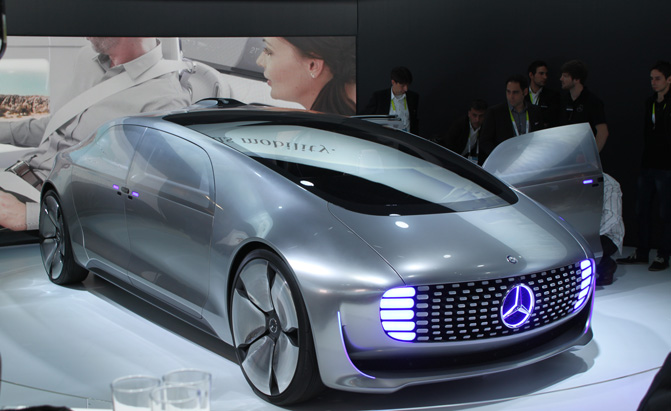 Auto Driving Car >> Volvo Google And Mercedes To Accept Responsibility In Self