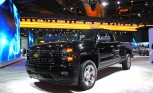GM Debuts Two New Truck Trims in Detroit