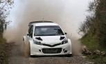 Toyota Heading Back to WRC with Yaris