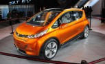 Chevrolet Bolt EV Concept Video, First Look