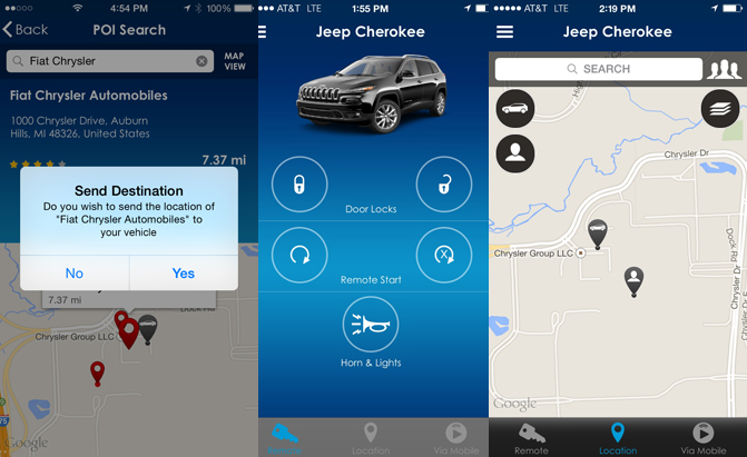 Uconnect Access App >> Fca Debuts Uconnect Access Services At Ces Autoguide Com News