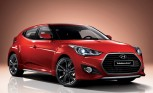 Hyundai Veloster Refresh Surfaces in Korea