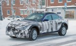 Maserati Levante Spied Cold Weather Testing