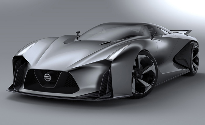 Next Gen Nissan Gt R Hybrid Coming In 2018 At The Earliest