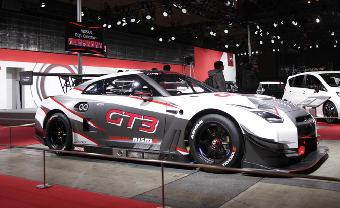 Nismo Gt R Race Car Updated For Autoguide Com News
