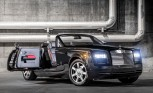 Rolls-Royce Phantom Nighthawk Unveiled for Super Bowl Festivities