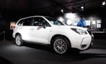Subaru Forester tS Gets Tuned by STI