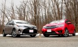 2015 Honda Fit vs. 2015 Toyota Yaris
