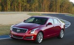 Cadillac ATS Recalled Over Sunroof Issue