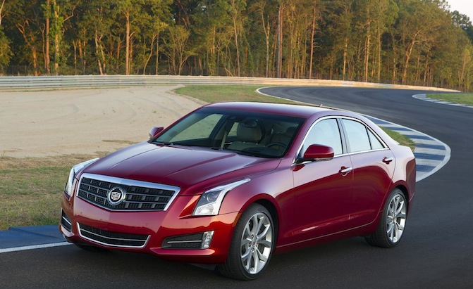 Cadillac ATS Recalled Over Sunroof Issue » AutoGuide com News