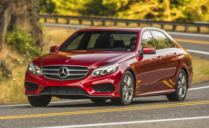 Subaru Diesel Usa >> 2015 Mercedes-Benz E250 BlueTEC Review - AutoGuide.com