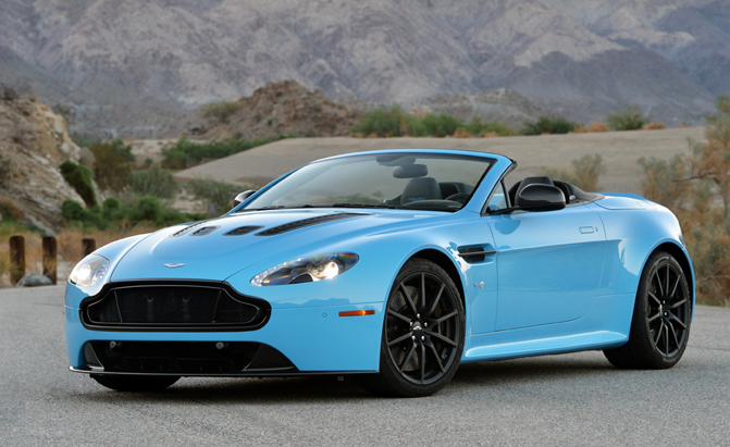 2015 aston martin v12 vantage s roadster review news. Black Bedroom Furniture Sets. Home Design Ideas