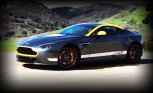 2015 Aston Martin V8 Vantage GT Coupe Review