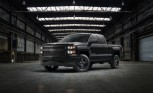 Chevy Silverado WT Adds Black Out Package