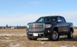 2015 GMC Canyon Long-Term Review: Acceleration Data