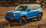 2015 Jeep Renegade Rated at 25 MPG Combined