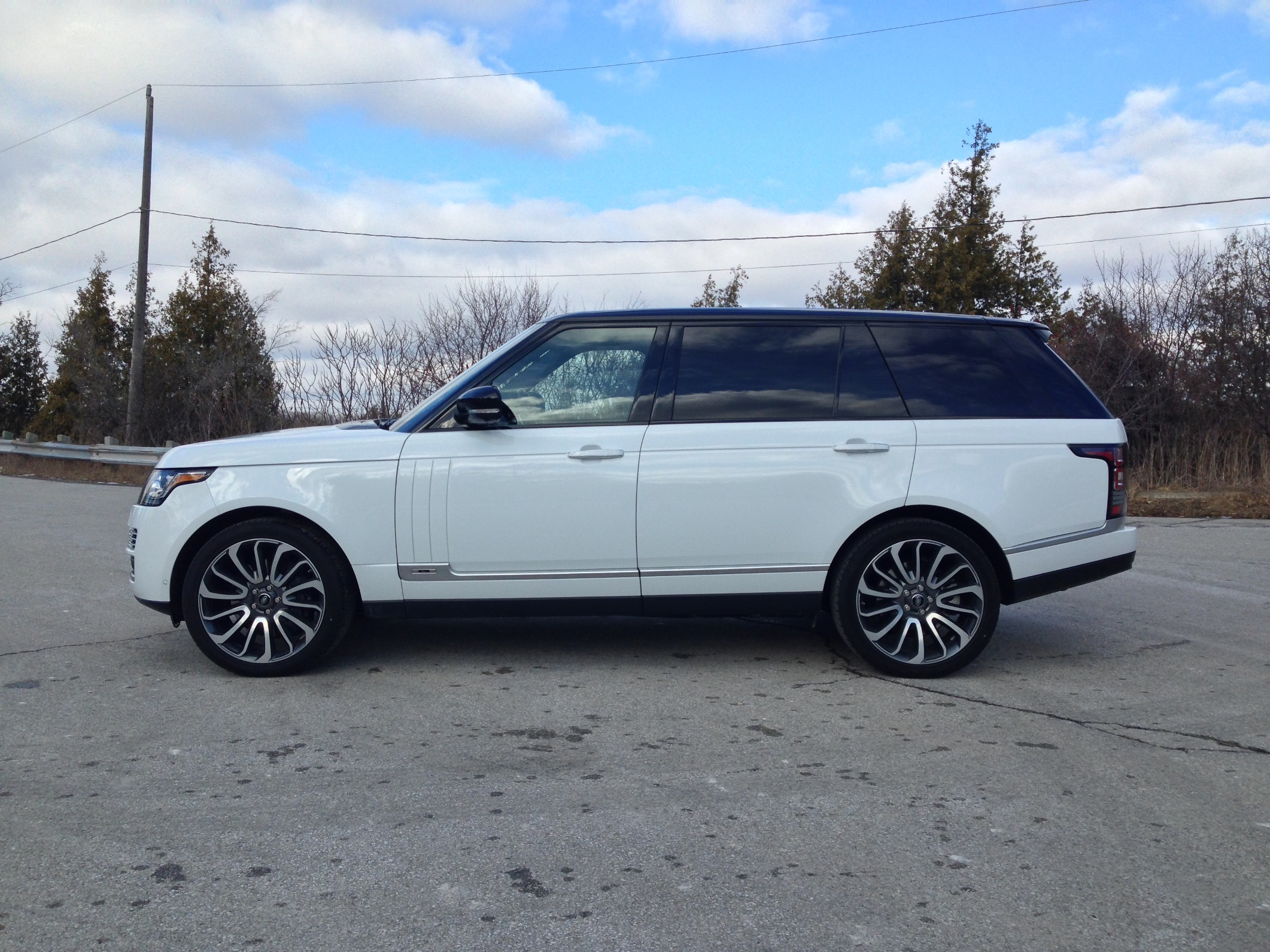 Range Rover Long Wheelbase >> 2015 Range Rover Long Wheelbase Autobiography Review