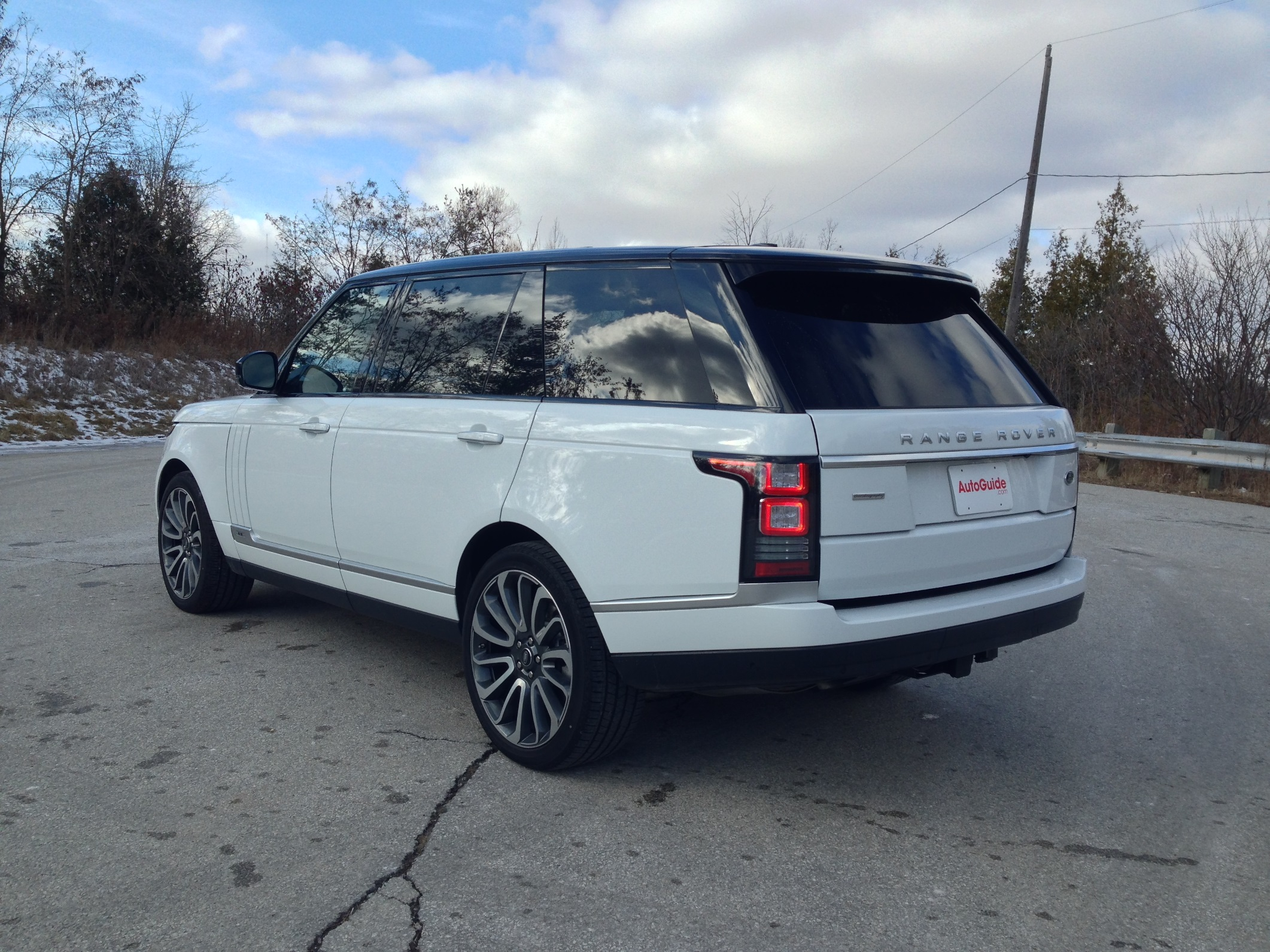2015 Range Rover Long Wheelbase Autobiography Review - AutoGuide.com