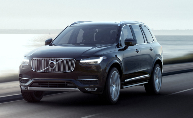 Volvo to have Nine New Models by 2019 » AutoGuide com News