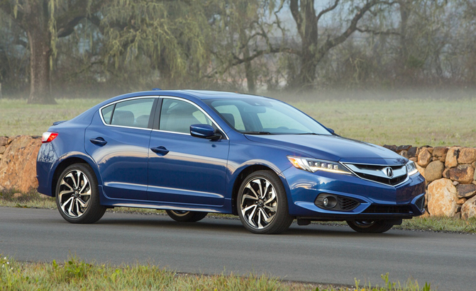 2016 Acura ILX Review: No Longer Just A Fancy Civic : Cars
