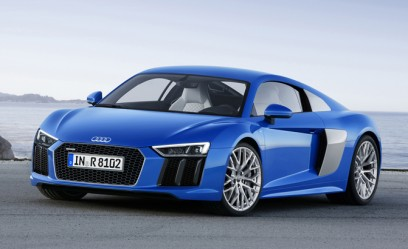 Audi on Demand: A Rental R8 Delivered Right to Your Doorstep