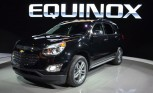 2016 Chevrolet Equinox Video, First Look