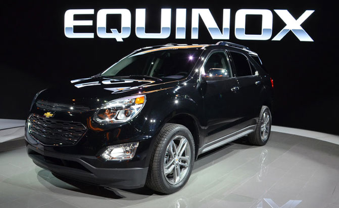 Excellent 2016 Chevrolet Equinox Video First Look  AutoGuidecom News