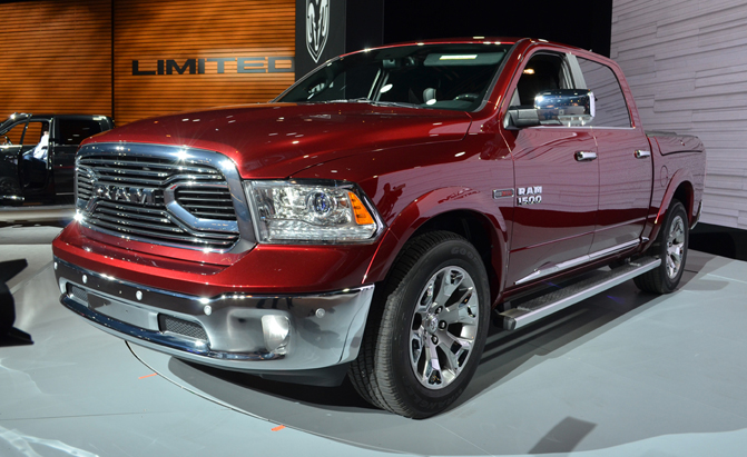 Ram Laramie Limited Gets 'Black Tie' Treatment » AutoGuide.com News