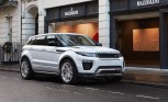 Range Rover Evoque SVAutobiography in the Works