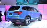 2016 Honda Pilot Video, First Look