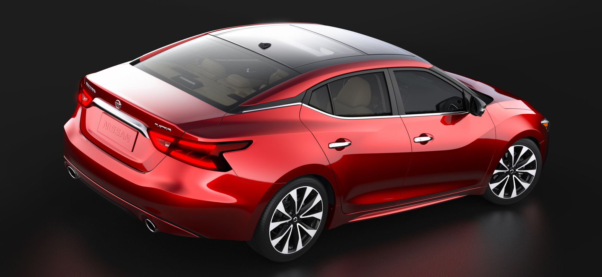 2016 nissan maxima fully revealed news. Black Bedroom Furniture Sets. Home Design Ideas